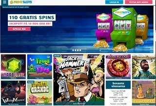 PrimeSlots-CasinoSwe
