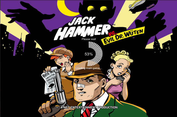 Play Jack Hammer Online Slots at Casino.com South Africa