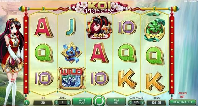 KoiPrincess-slot