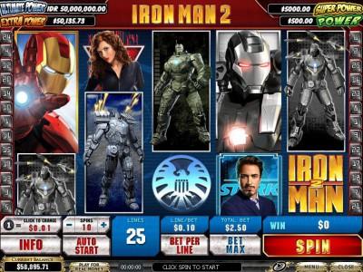ironman-slots