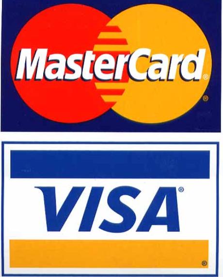 Visa och Mastercard casino